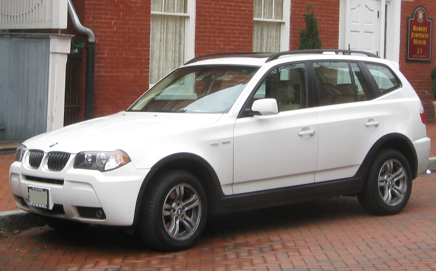 2005 bmw x3 information and photos momentcar. Black Bedroom Furniture Sets. Home Design Ideas