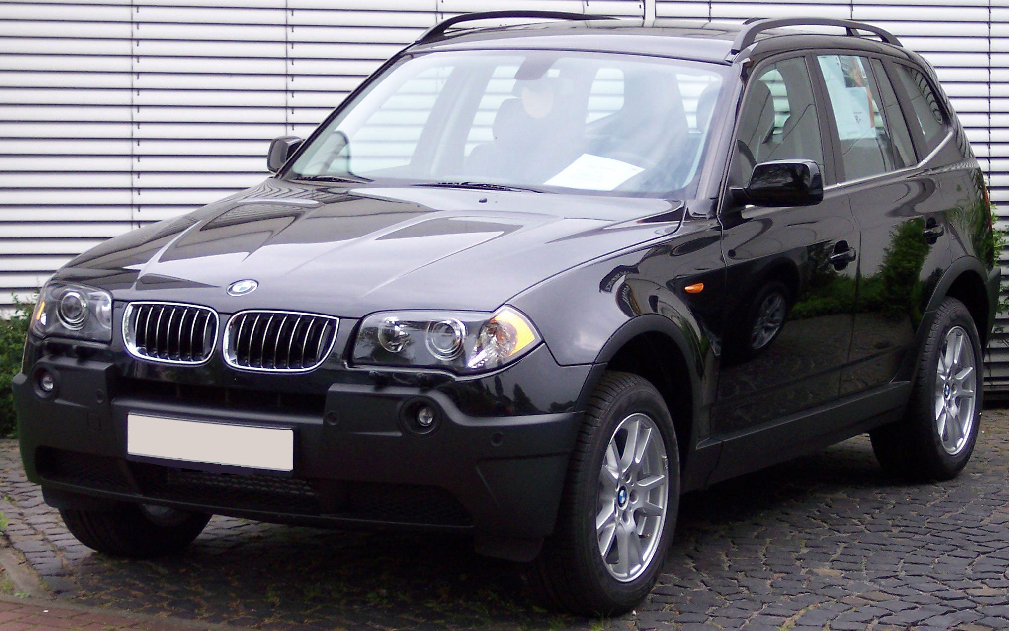 2006 Bmw X3 Information And Photos Momentcar