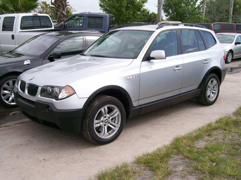 2006 bmw x3 information and photos momentcar. Black Bedroom Furniture Sets. Home Design Ideas