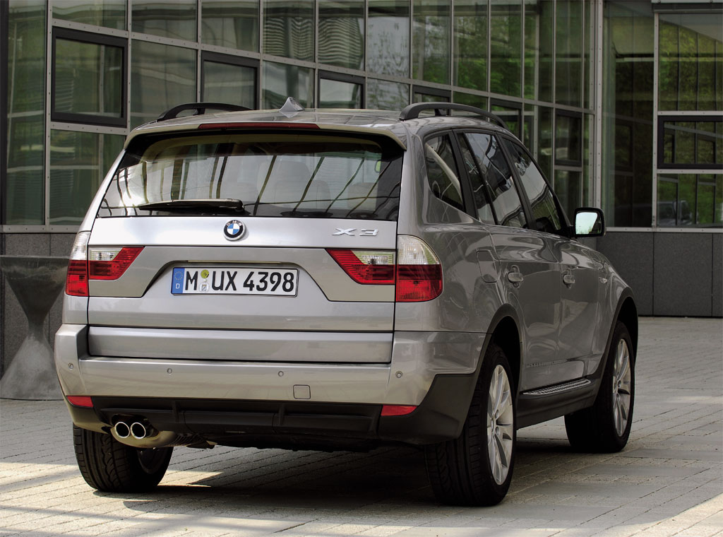 2008 Bmw X3 Information And Photos Momentcar