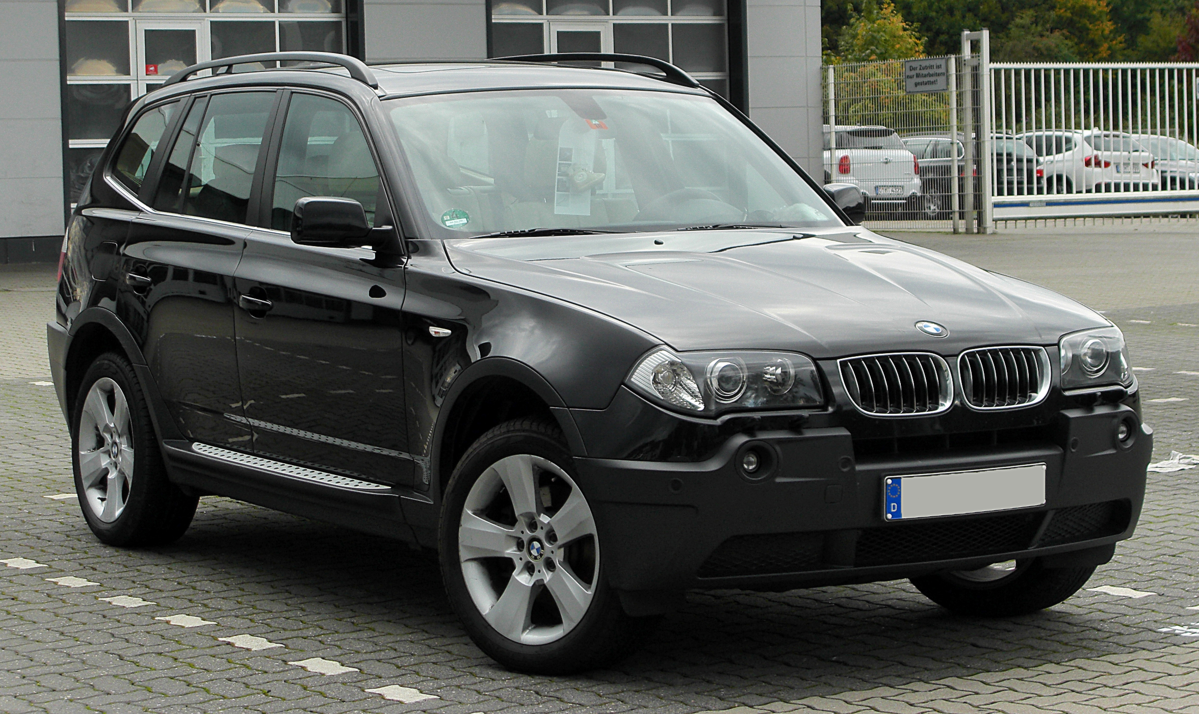 2010 Bmw X3 Information And Photos Momentcar