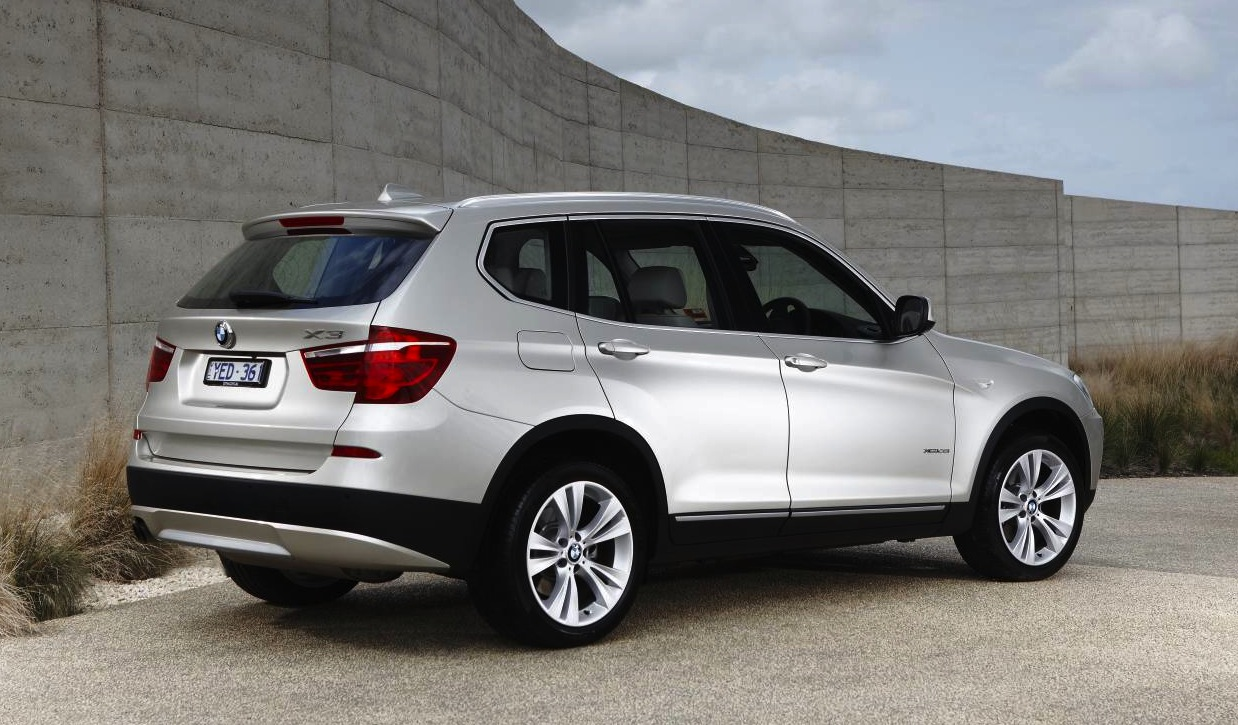 2013 bmw x3 information and photos momentcar. Black Bedroom Furniture Sets. Home Design Ideas