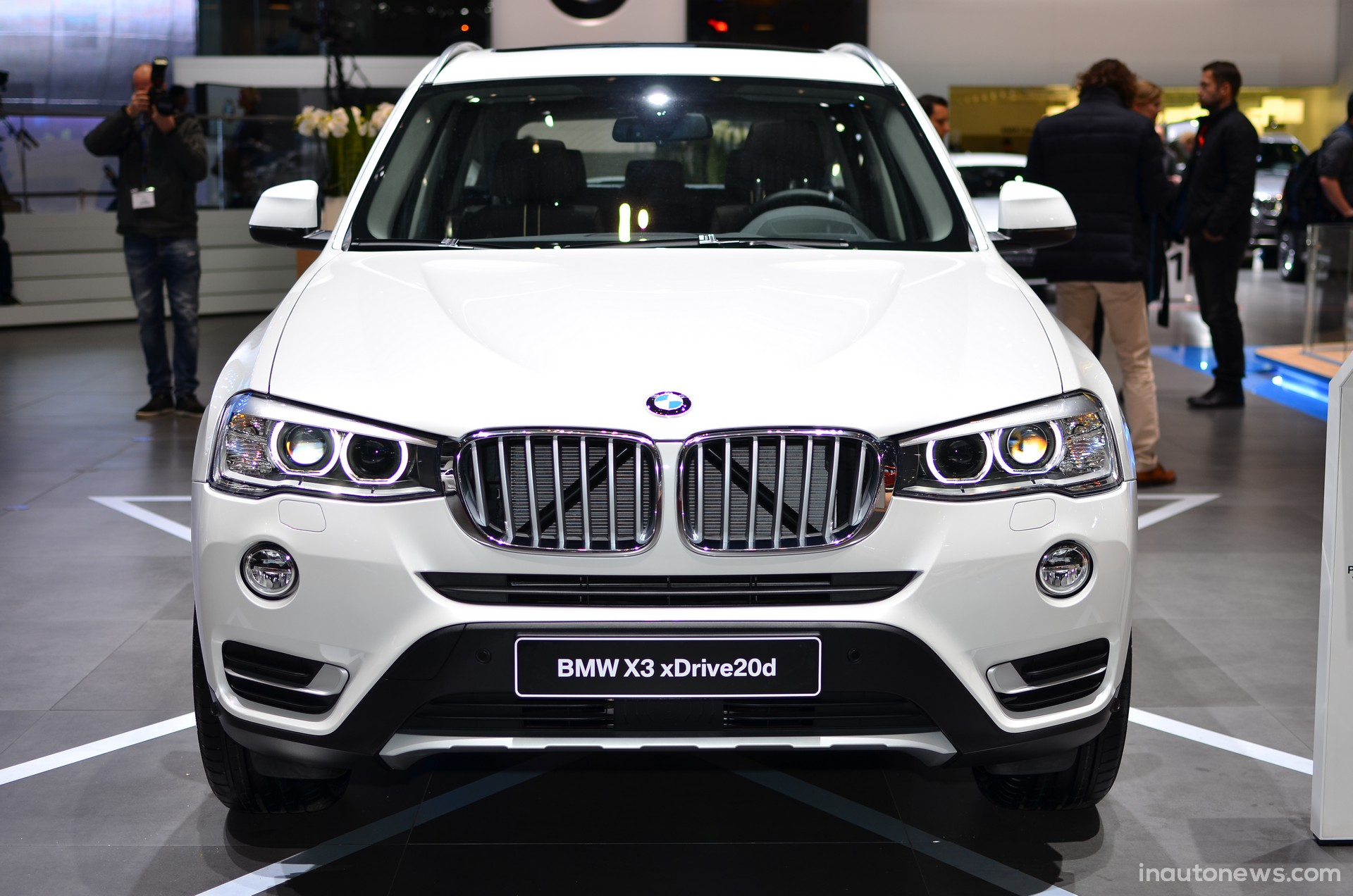2014 bmw x3 information and photos momentcar. Black Bedroom Furniture Sets. Home Design Ideas