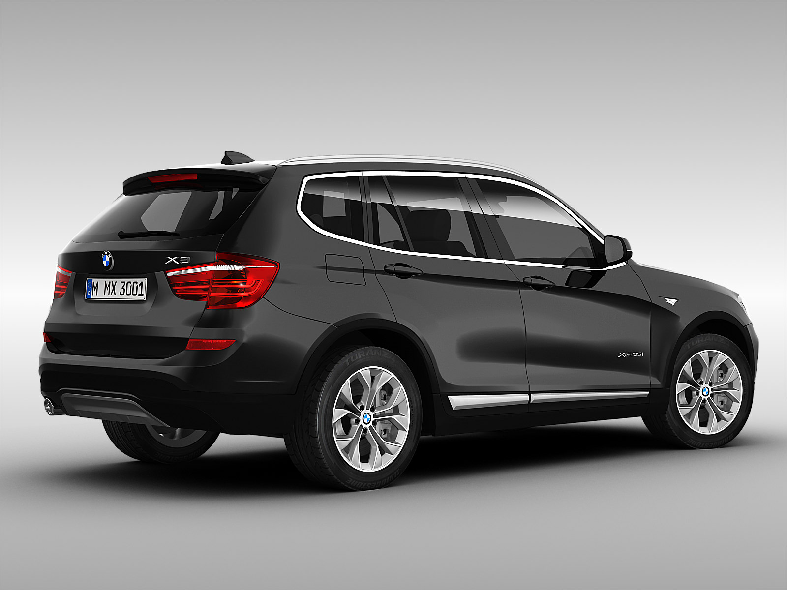 2015 bmw x3 information and photos momentcar. Black Bedroom Furniture Sets. Home Design Ideas