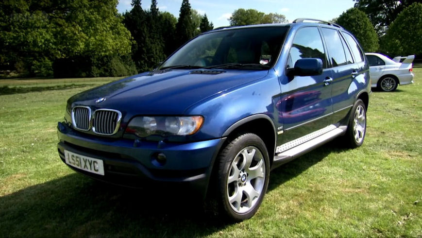 2001 Bmw X5 Information And Photos Momentcar