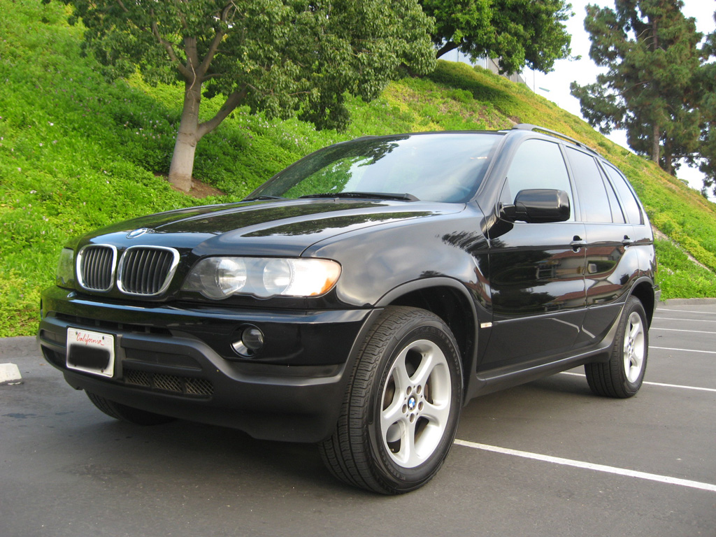 2001 bmw x5 information and photos momentcar. Black Bedroom Furniture Sets. Home Design Ideas