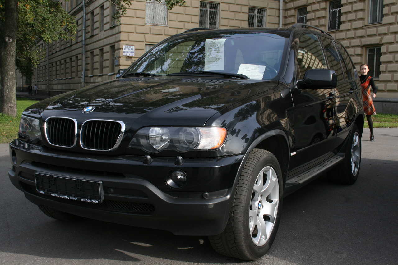 2003 Bmw X5 Information And Photos Momentcar