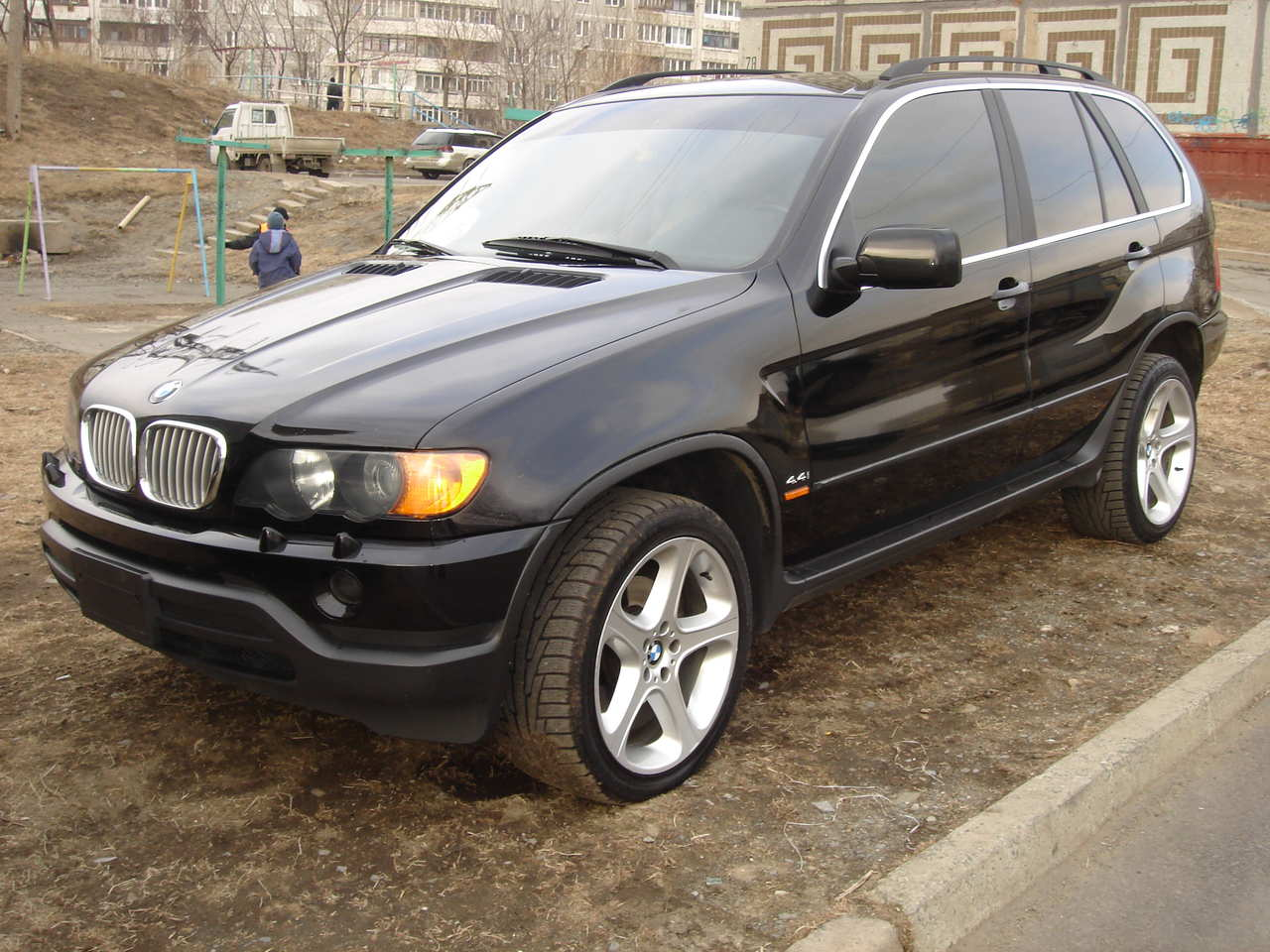 2003 bmw x5 information and photos momentcar. Black Bedroom Furniture Sets. Home Design Ideas