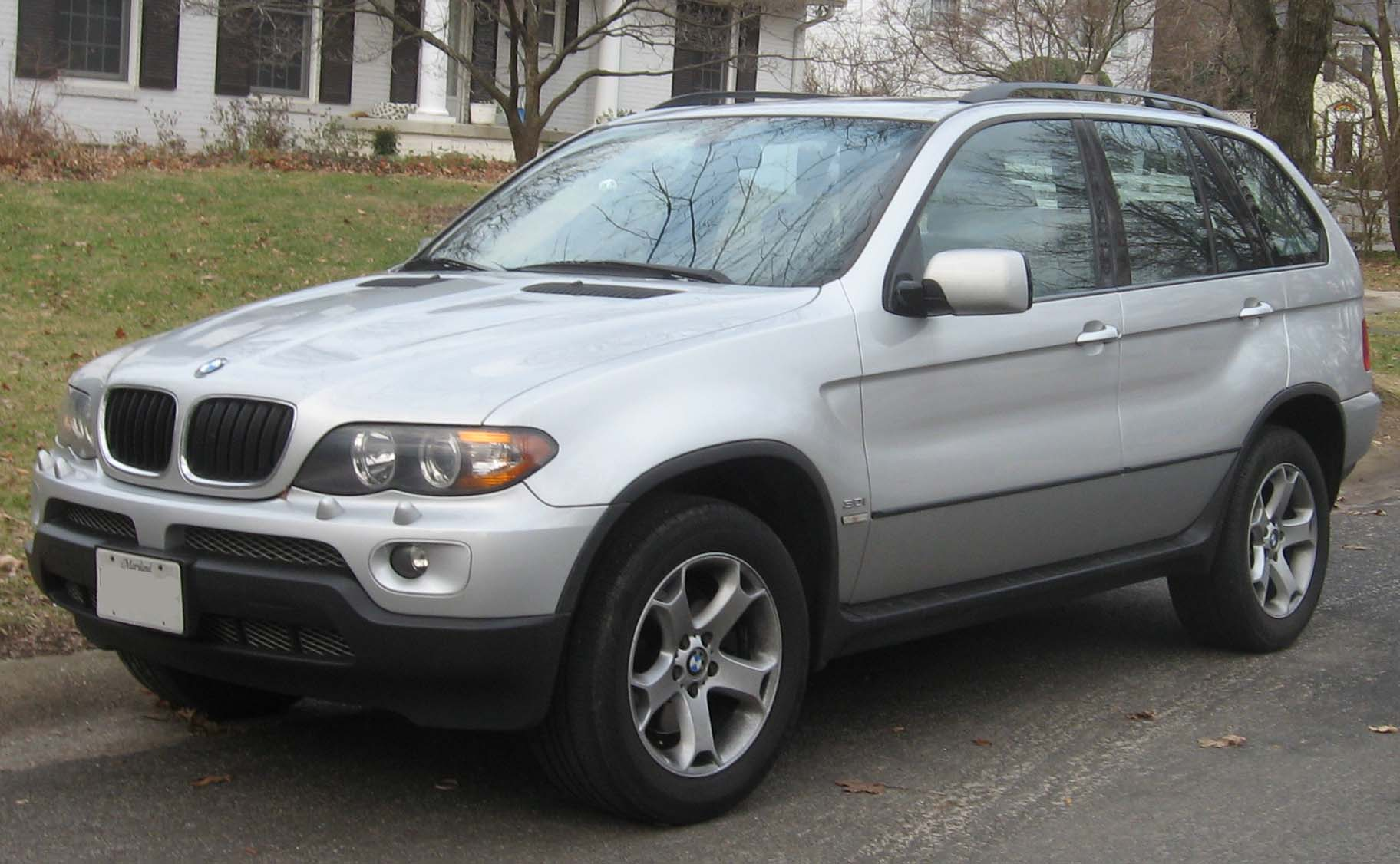 2004 Bmw X5 Information And Photos Momentcar