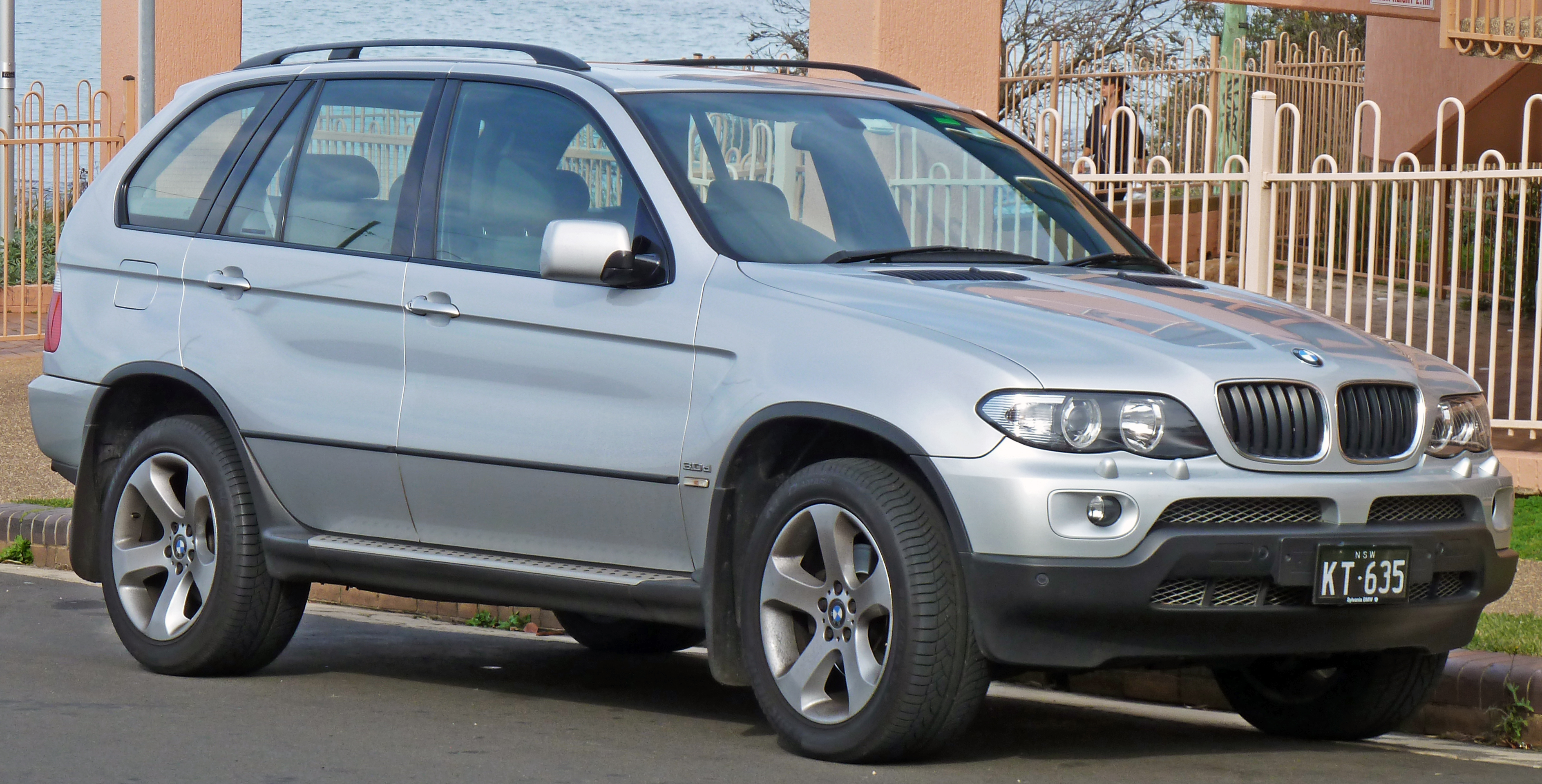2006 bmw x5 information and photos momentcar. Black Bedroom Furniture Sets. Home Design Ideas