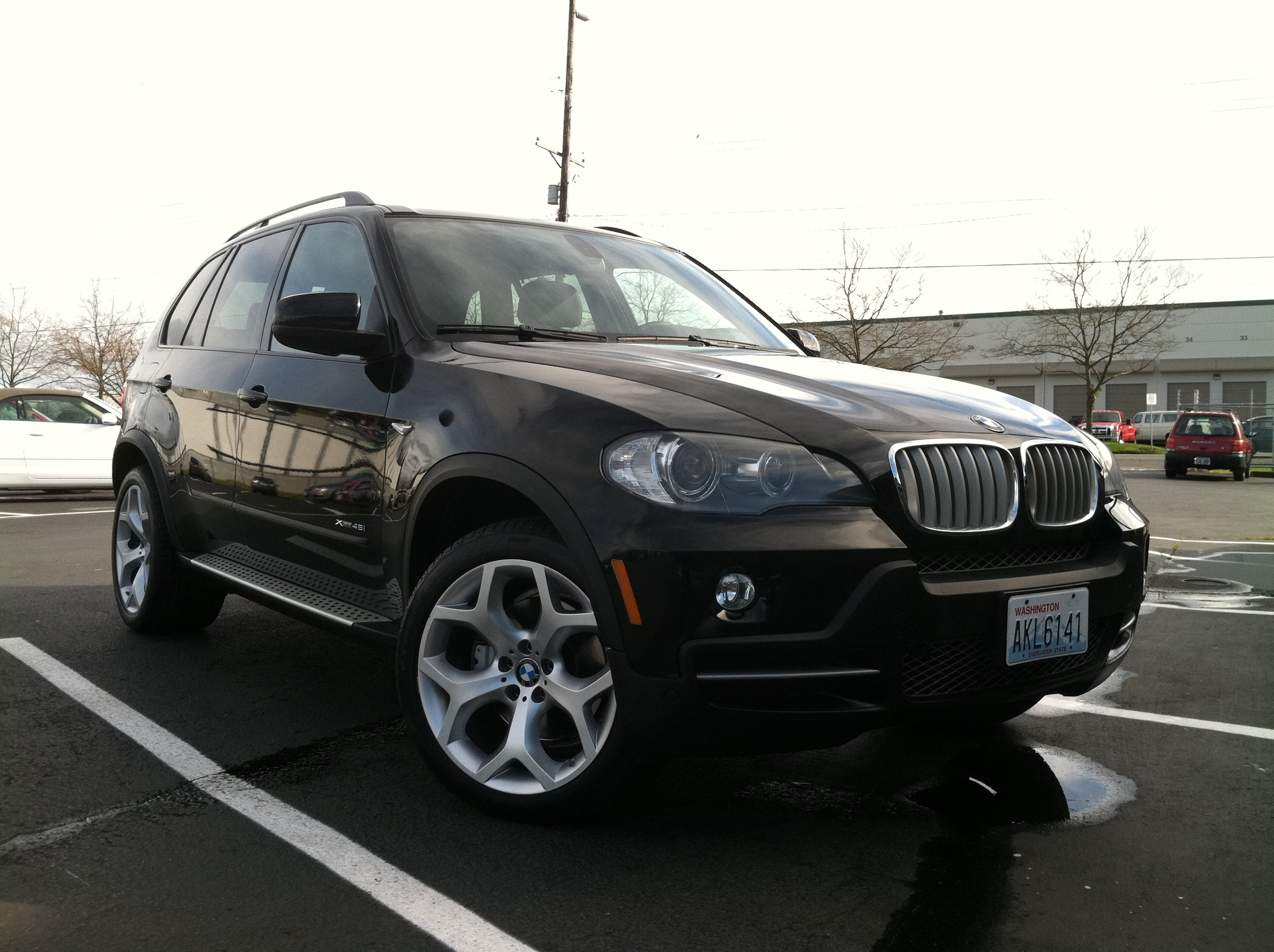 2009 bmw x5 information and photos momentcar. Black Bedroom Furniture Sets. Home Design Ideas