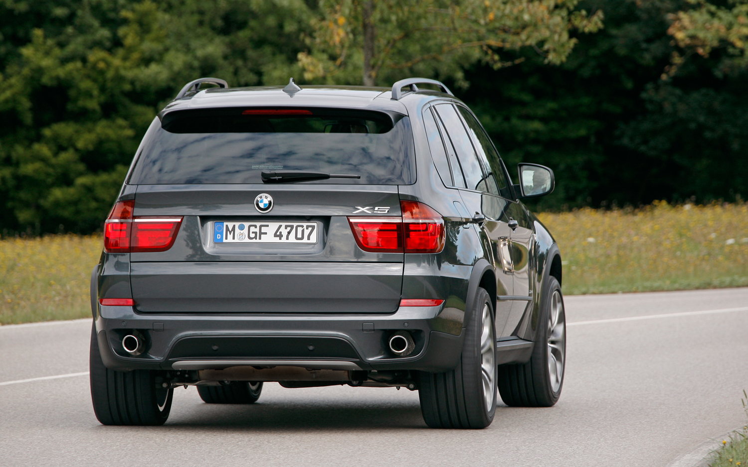 2012 Bmw X5 Information And Photos Momentcar