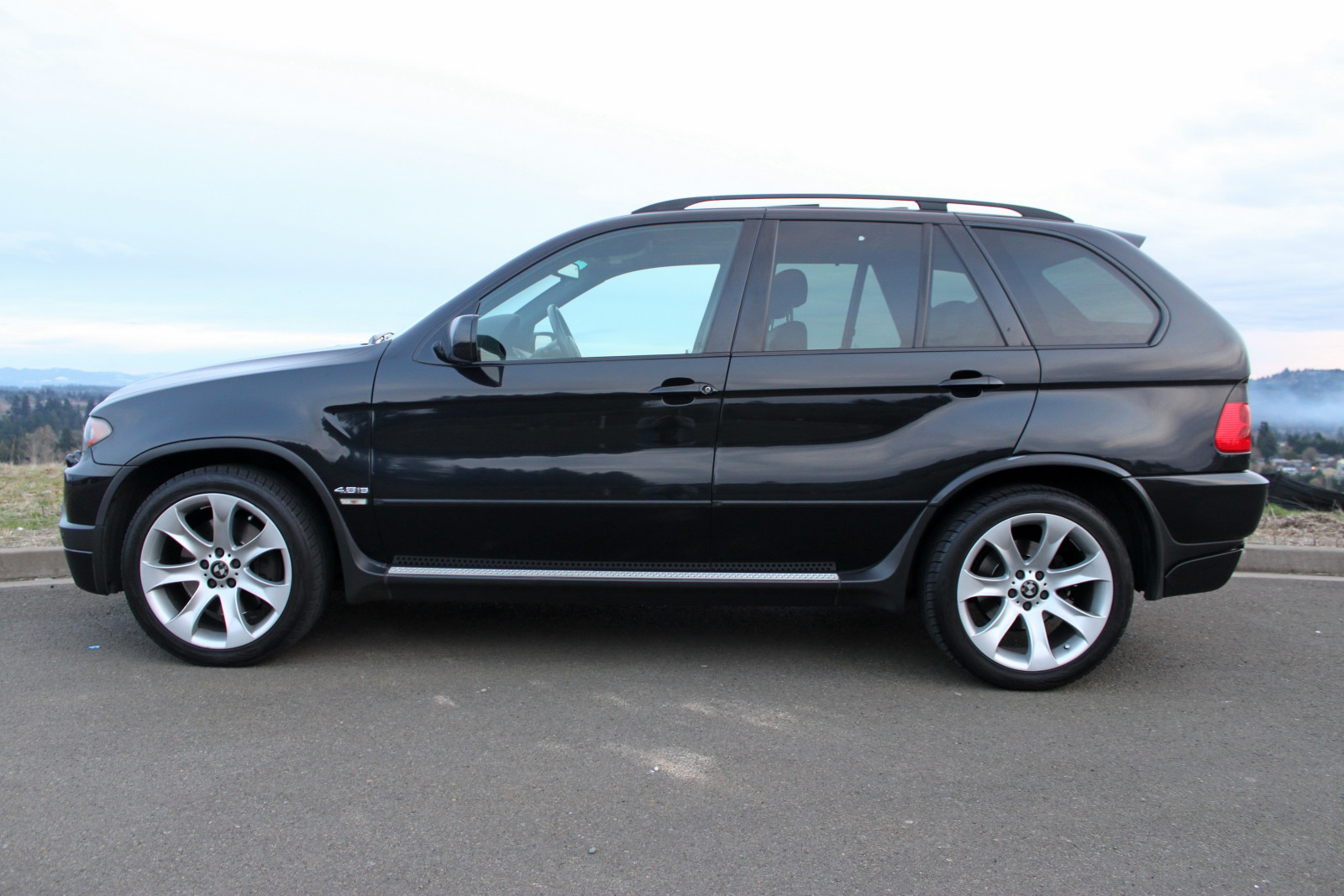 BMW X5 4.8is #2