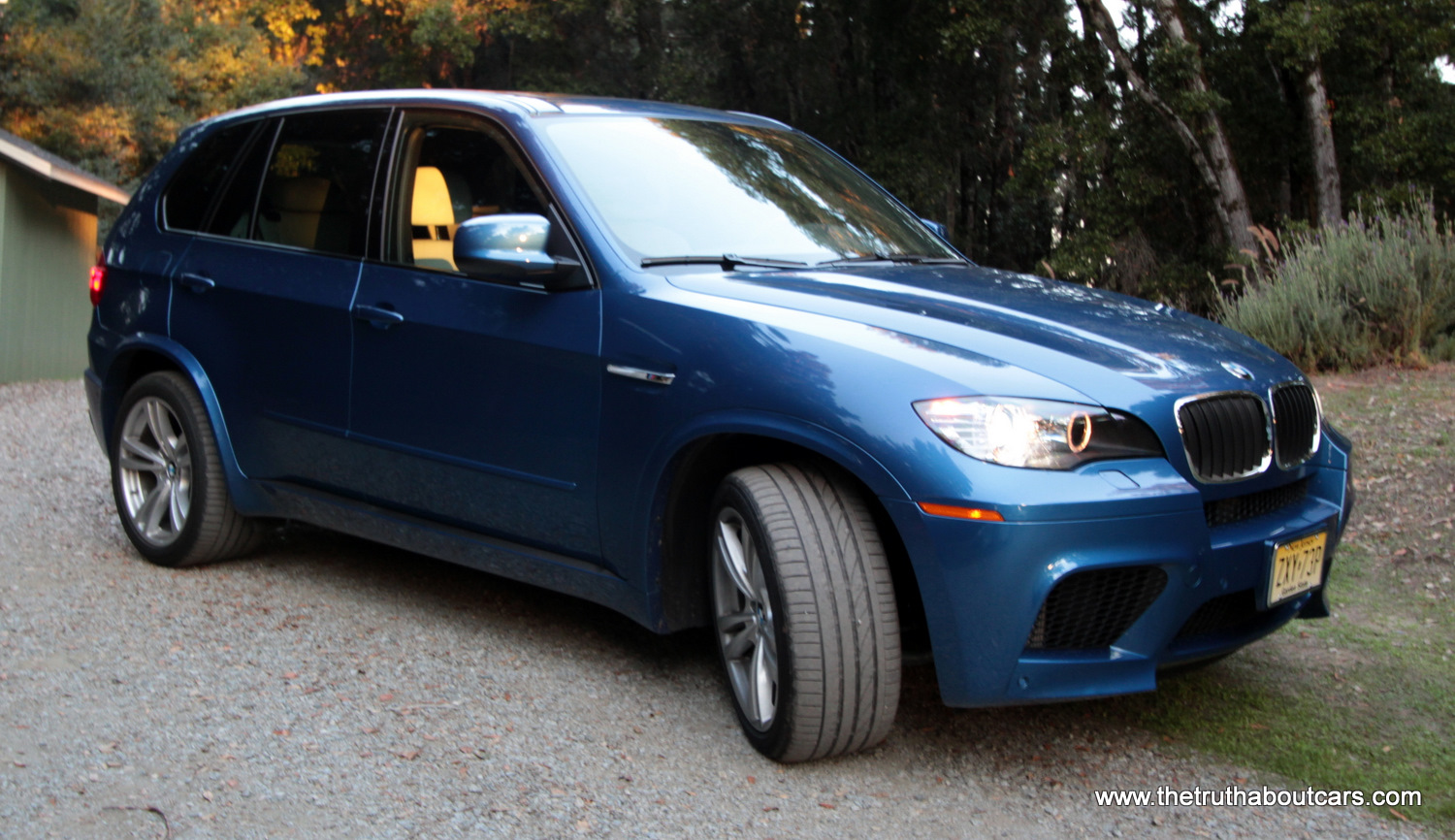 2012 Bmw X5 M Information And Photos Momentcar