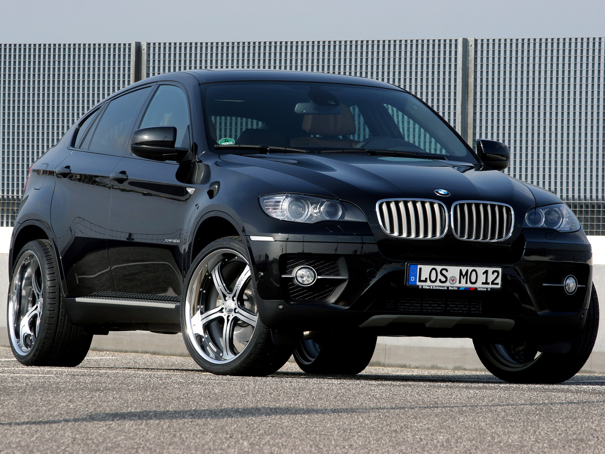 2010 Bmw X6 Information And Photos Momentcar