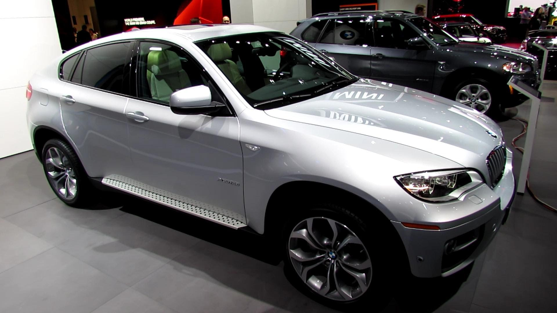 2013 bmw x6 information and photos momentcar. Black Bedroom Furniture Sets. Home Design Ideas