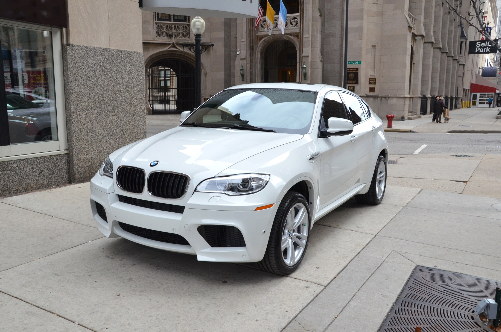 2013 BMW X6 - Information and photos - MOMENTcar
