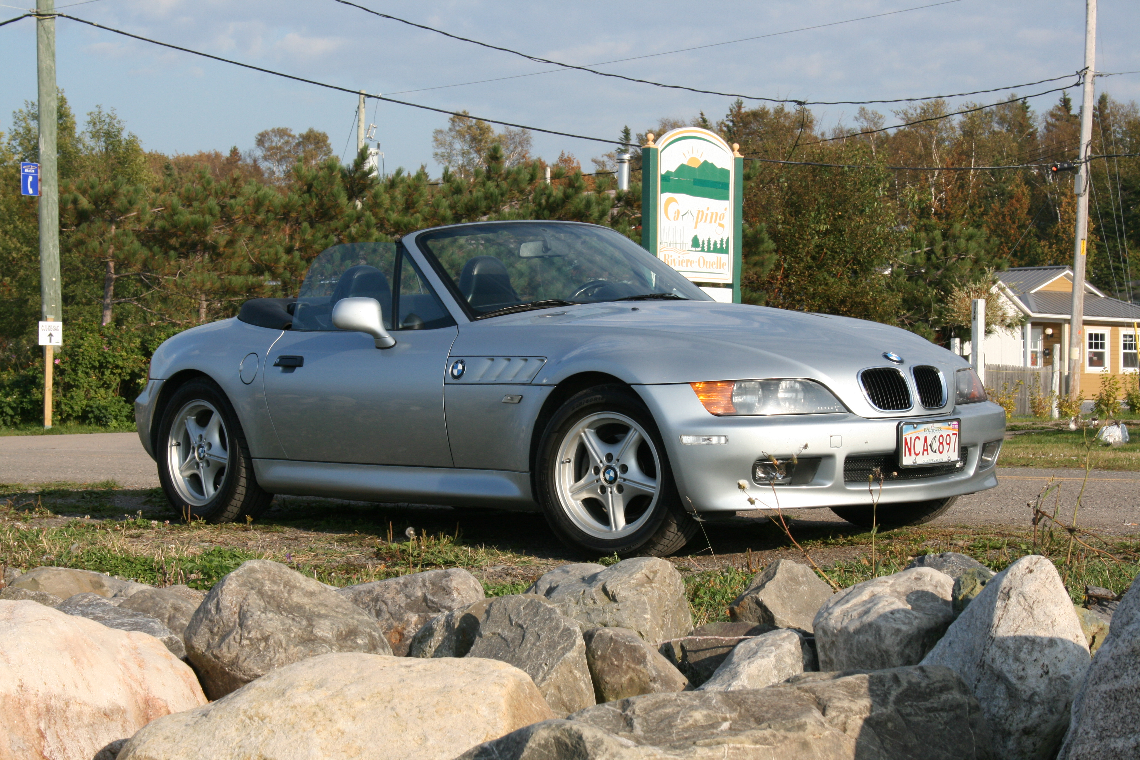 1996 Bmw Z3 Information And Photos Momentcar