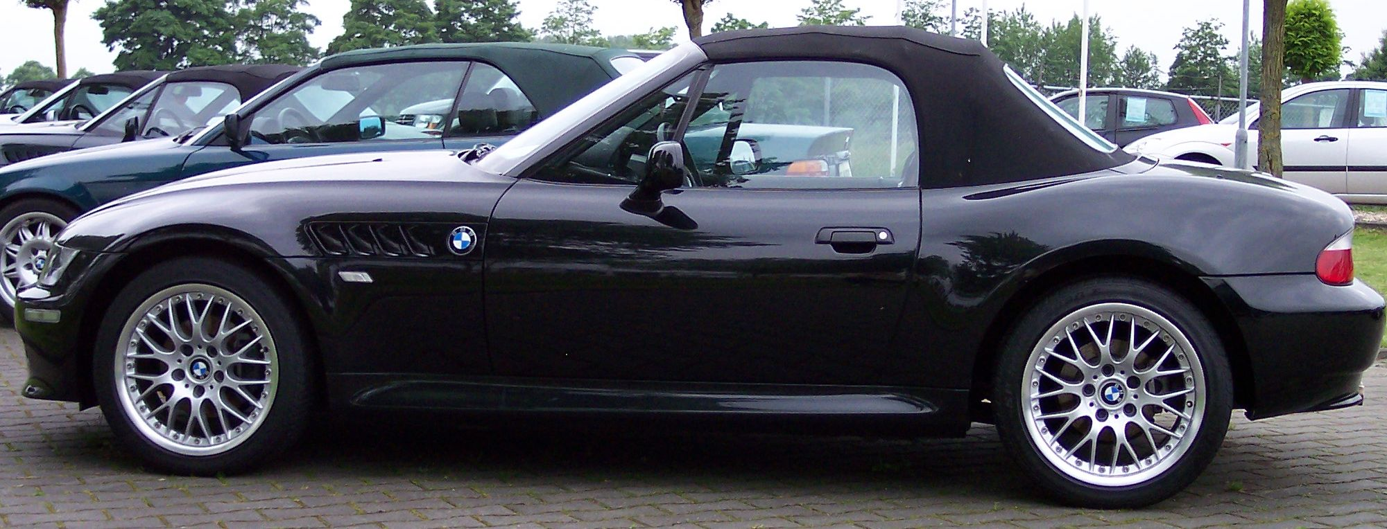 2000 Bmw Z3 Information And Photos Momentcar