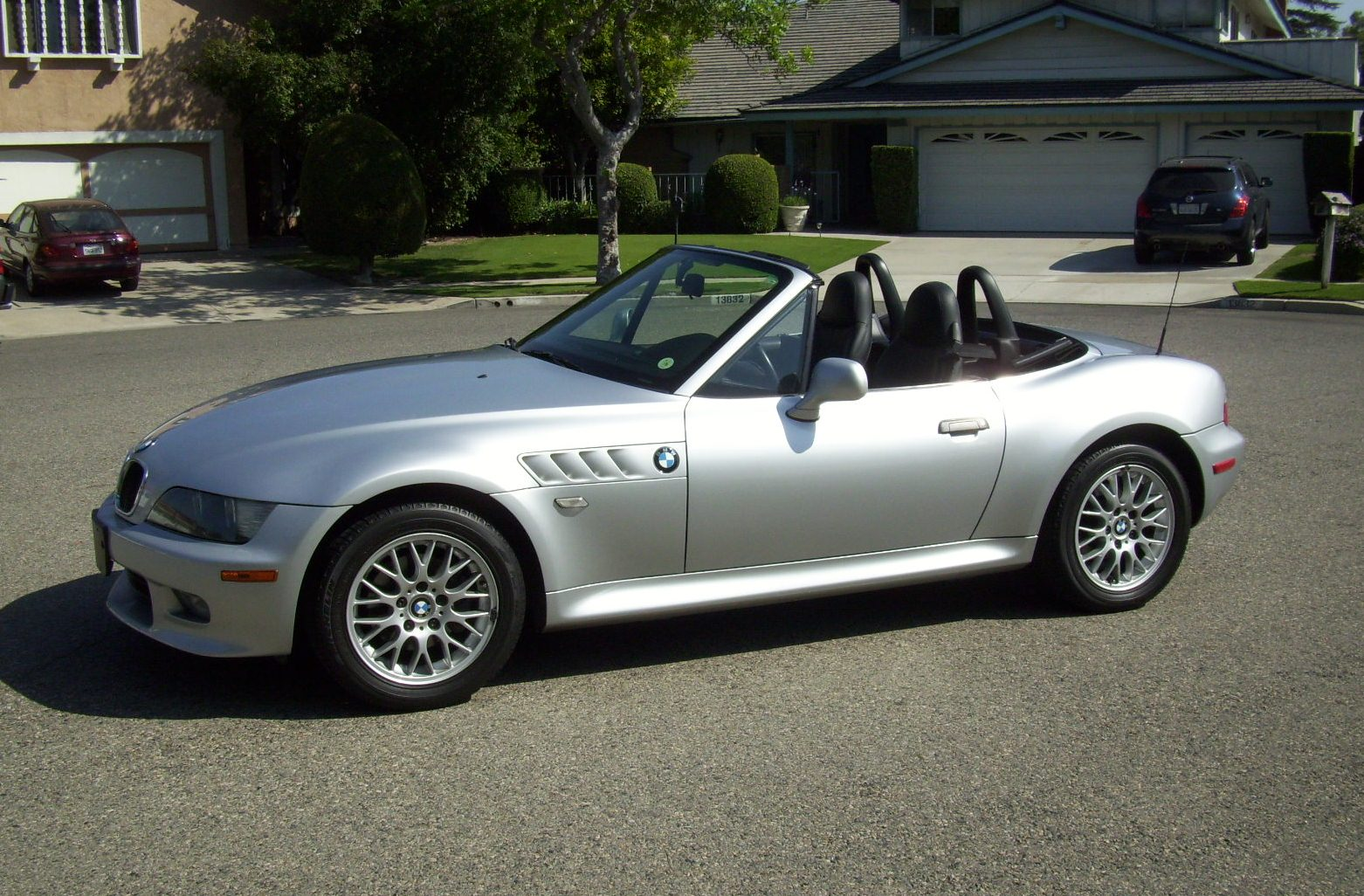 2002 Bmw Z3 Information And Photos Momentcar
