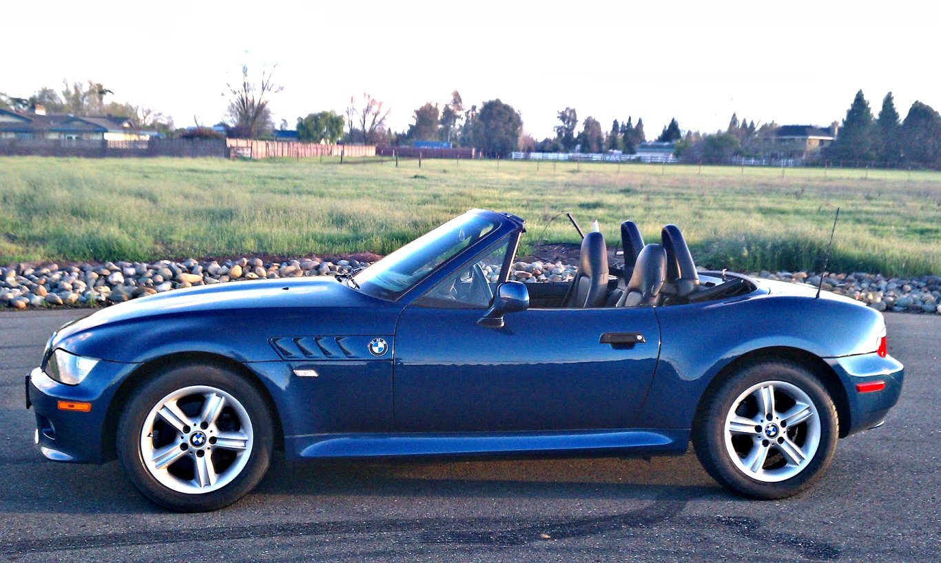 Bmw Z3 Information And Photos Momentcar