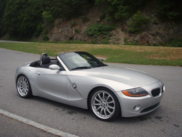 2003 bmw z4 information and photos momentcar. Black Bedroom Furniture Sets. Home Design Ideas
