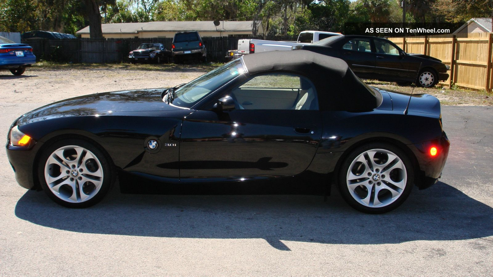 2004 Bmw Z4 Information And Photos Momentcar