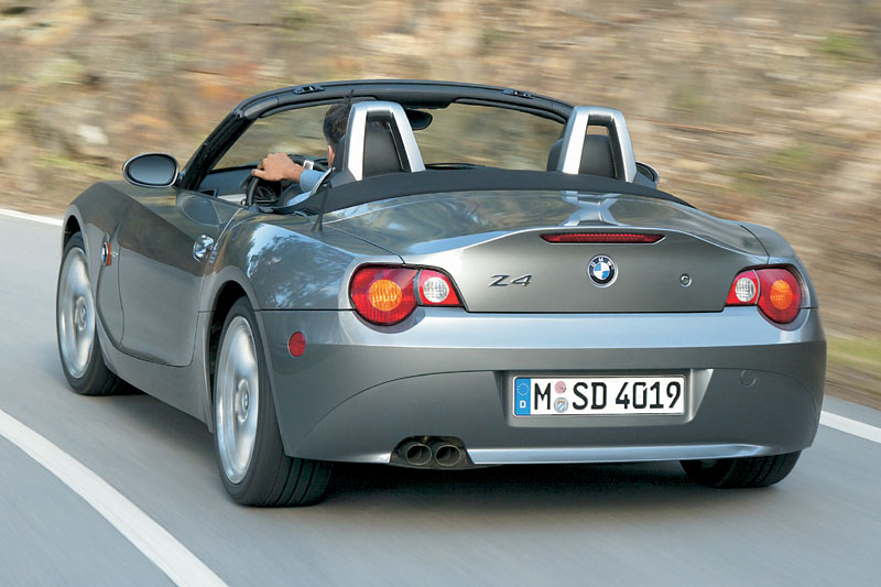 2005 BMW Z4 - Information and photos - MOMENTcar