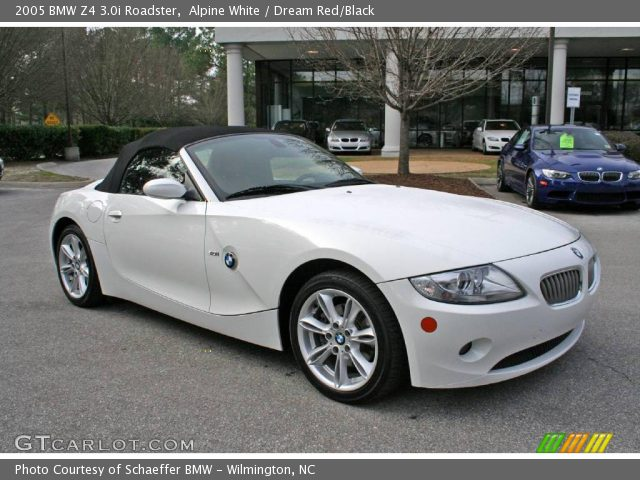 2005 Bmw Z4 Information And Photos Momentcar