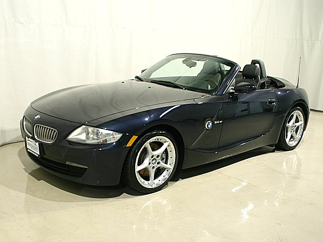 2006 bmw z4 information and photos momentcar. Black Bedroom Furniture Sets. Home Design Ideas