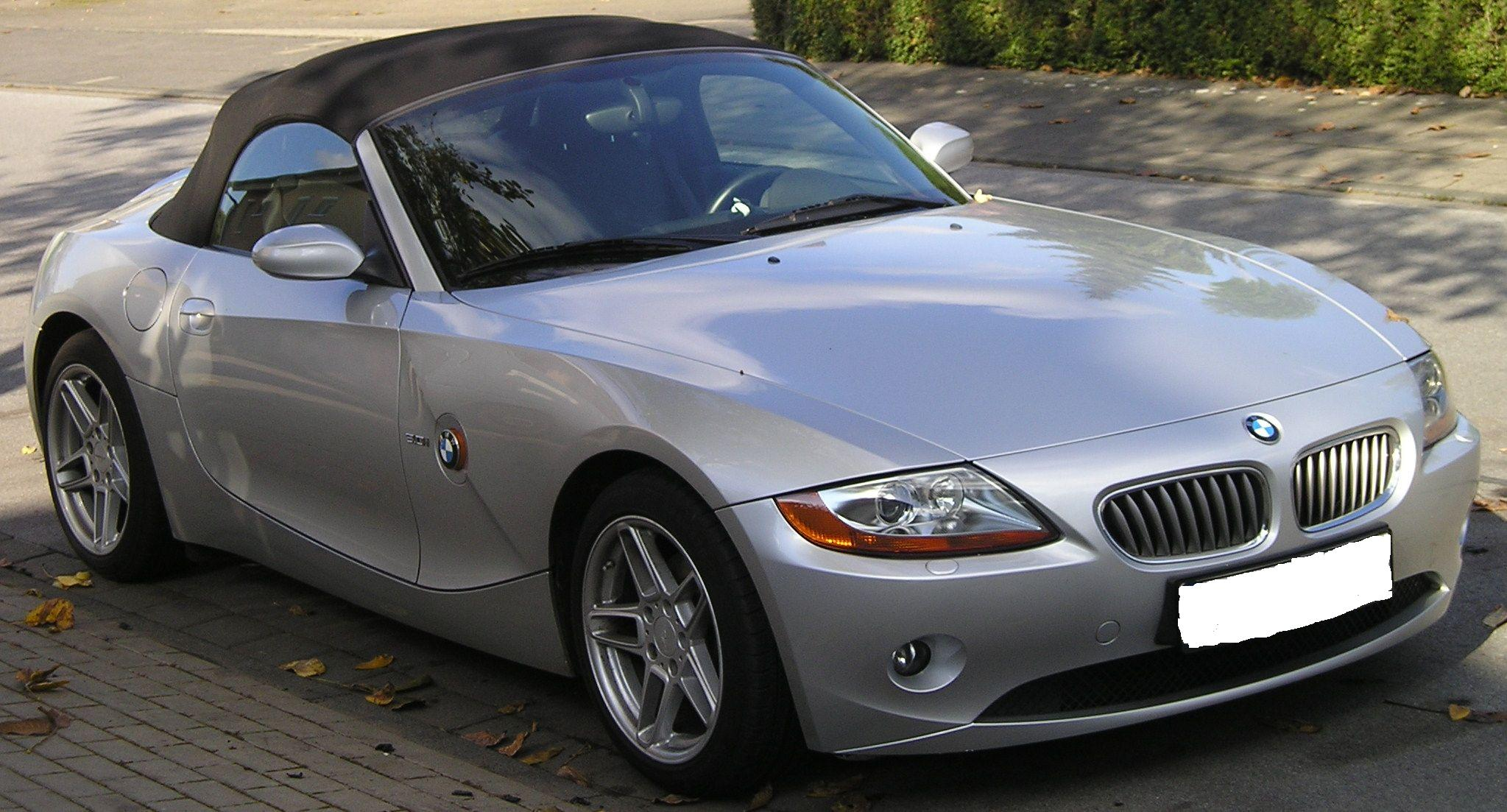2007 Bmw Z4 Information And Photos Momentcar