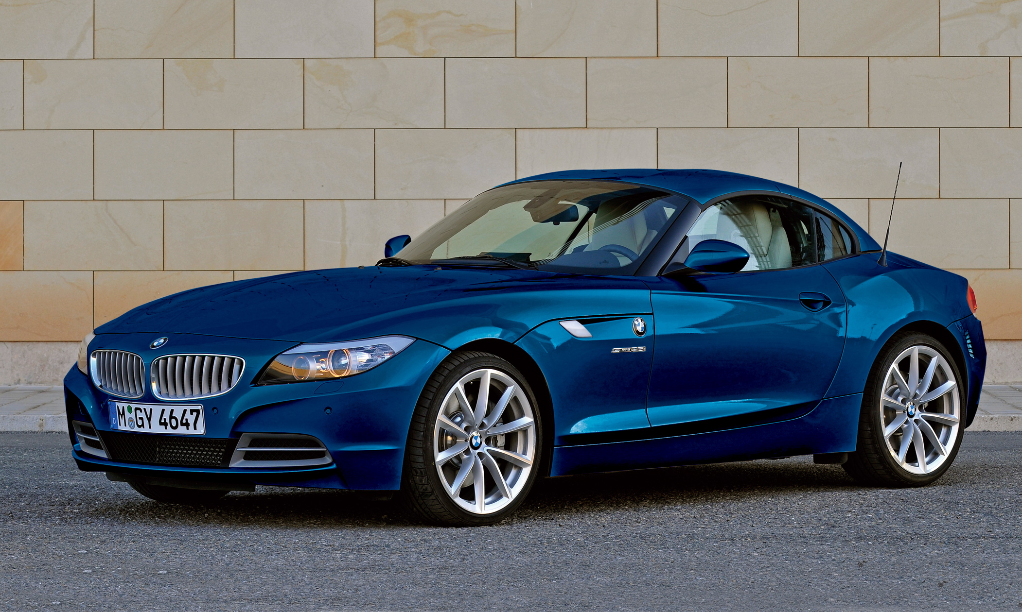2009 Bmw Z4 Information And Photos Momentcar