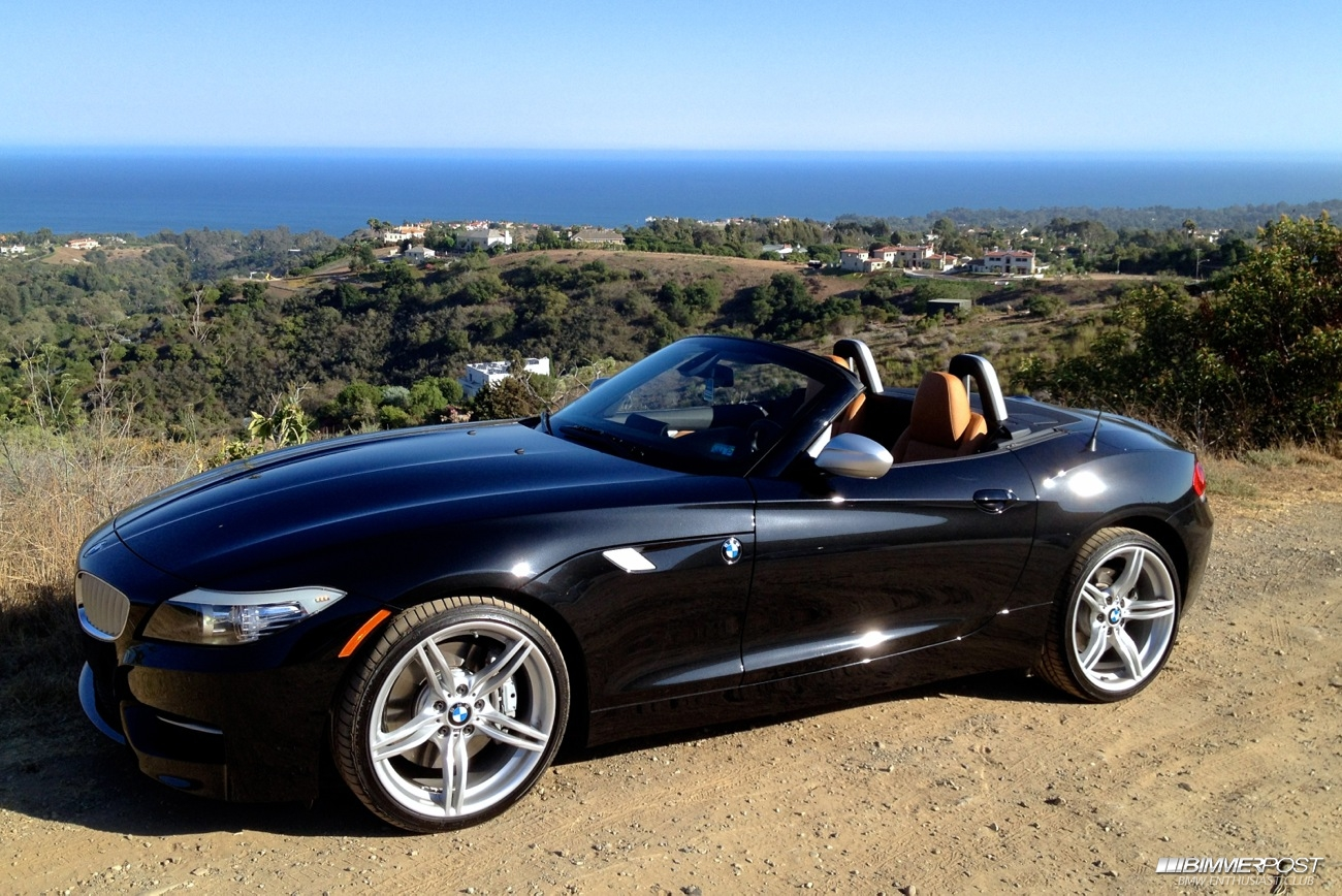 2012 Bmw Z4 Information And Photos Momentcar