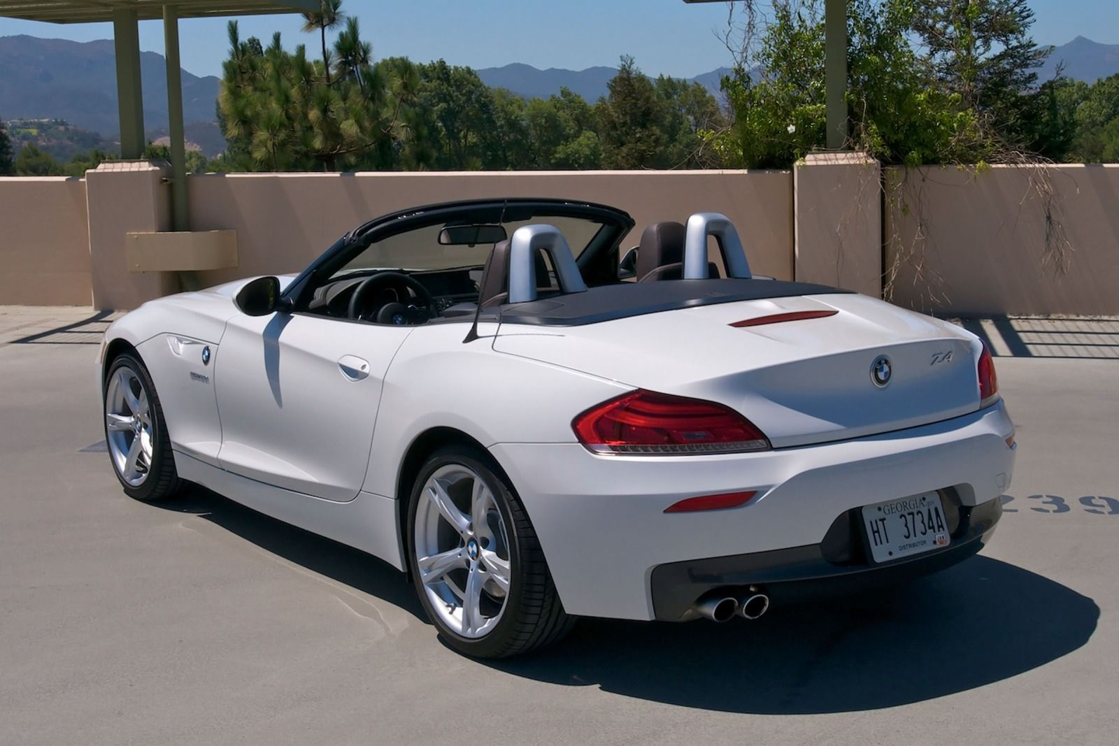 2015 Bmw Z4 Information And Photos Momentcar
