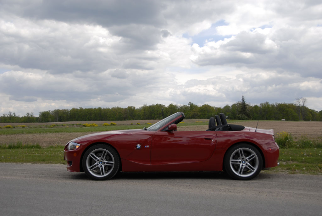 2008 Bmw Z4 M Information And Photos Momentcar