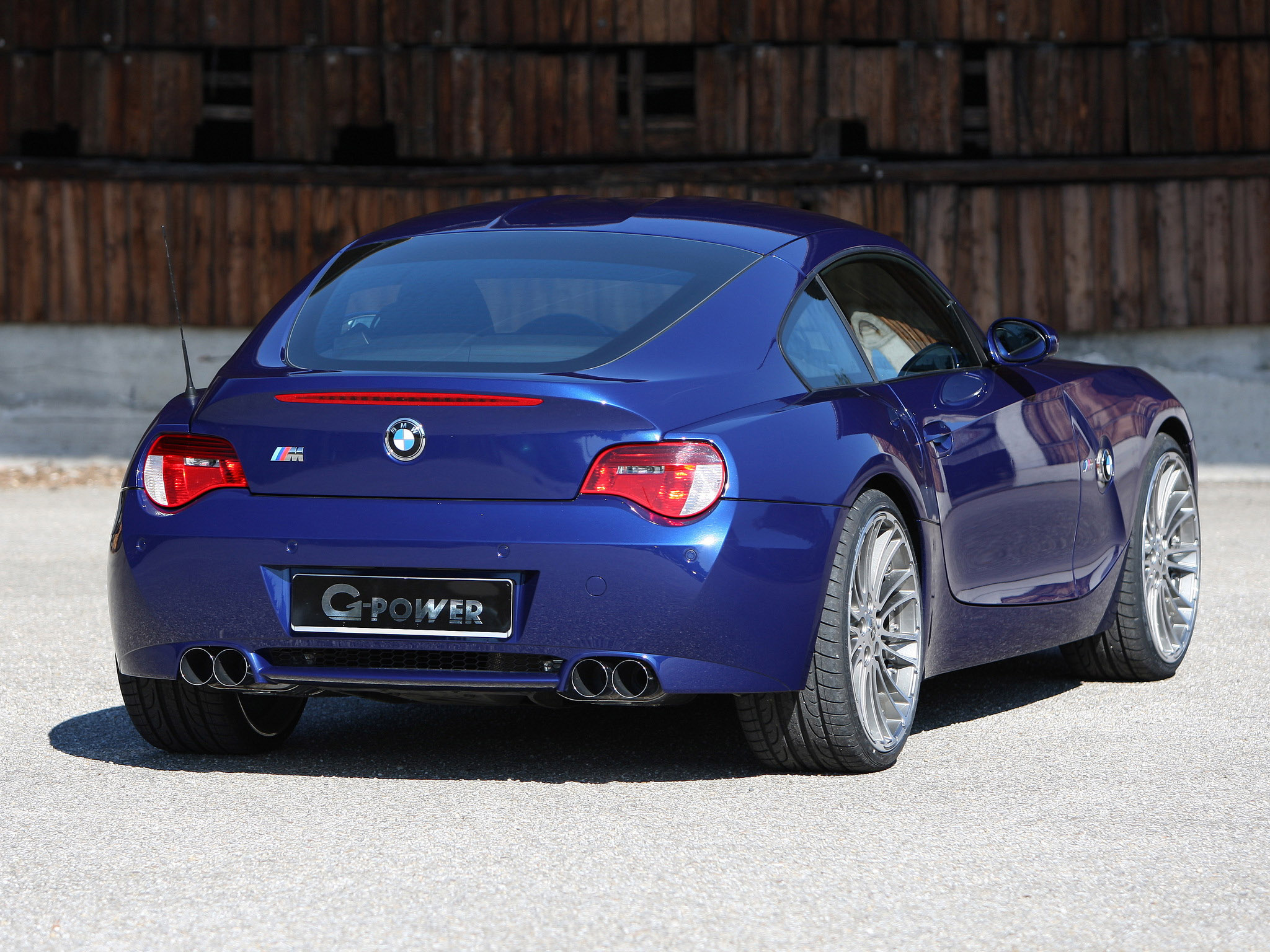 2008 bmw z4 m - information and photos - momentcar
