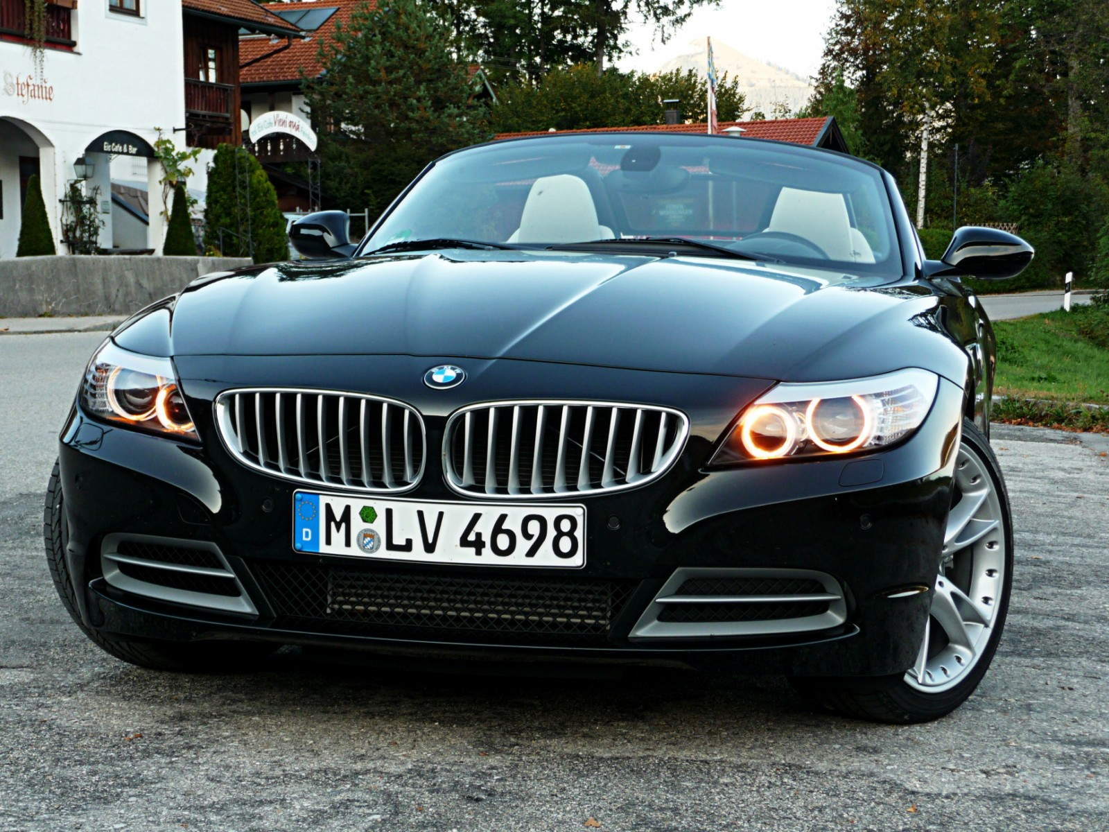 BMW Z4 sDrive35i #1