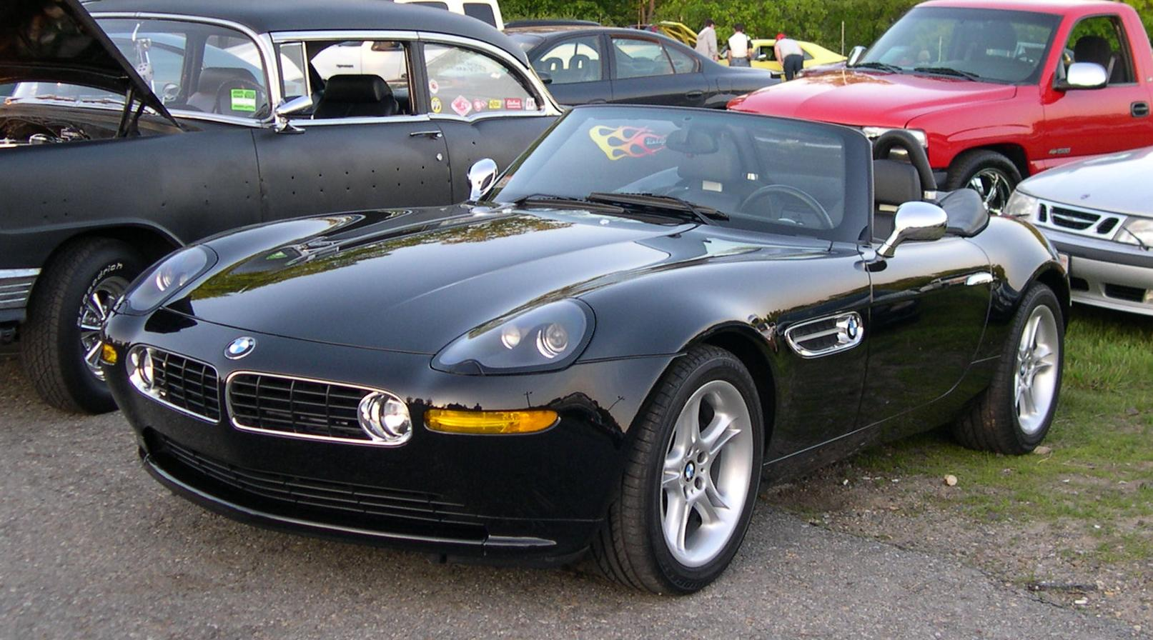 2000 Bmw Z8 Information And Photos Momentcar