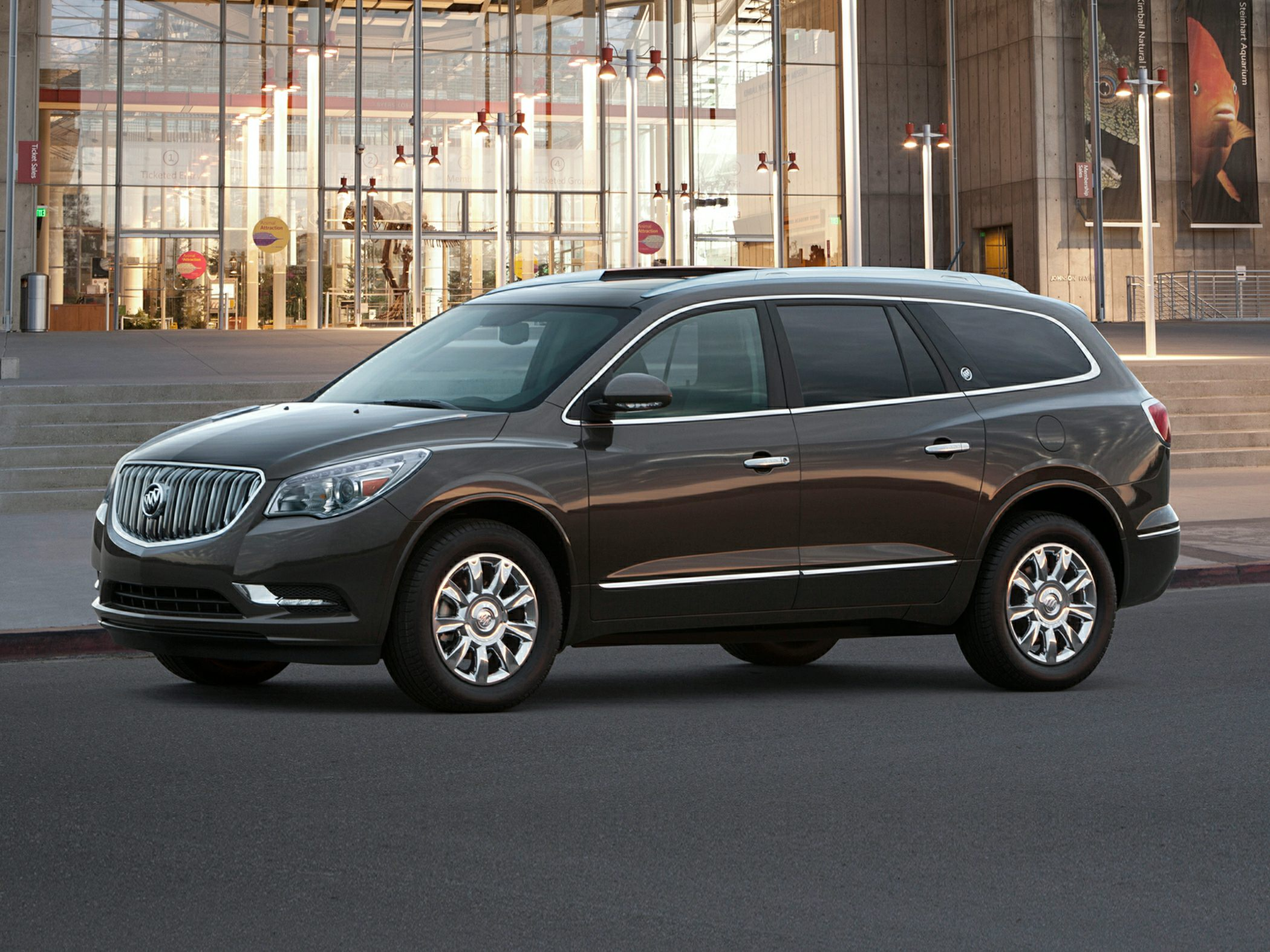 The world premiere of Buick 2014 LaCrosse sedan in New York #8