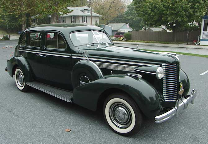 Buick Century on Renault 1940 Cars