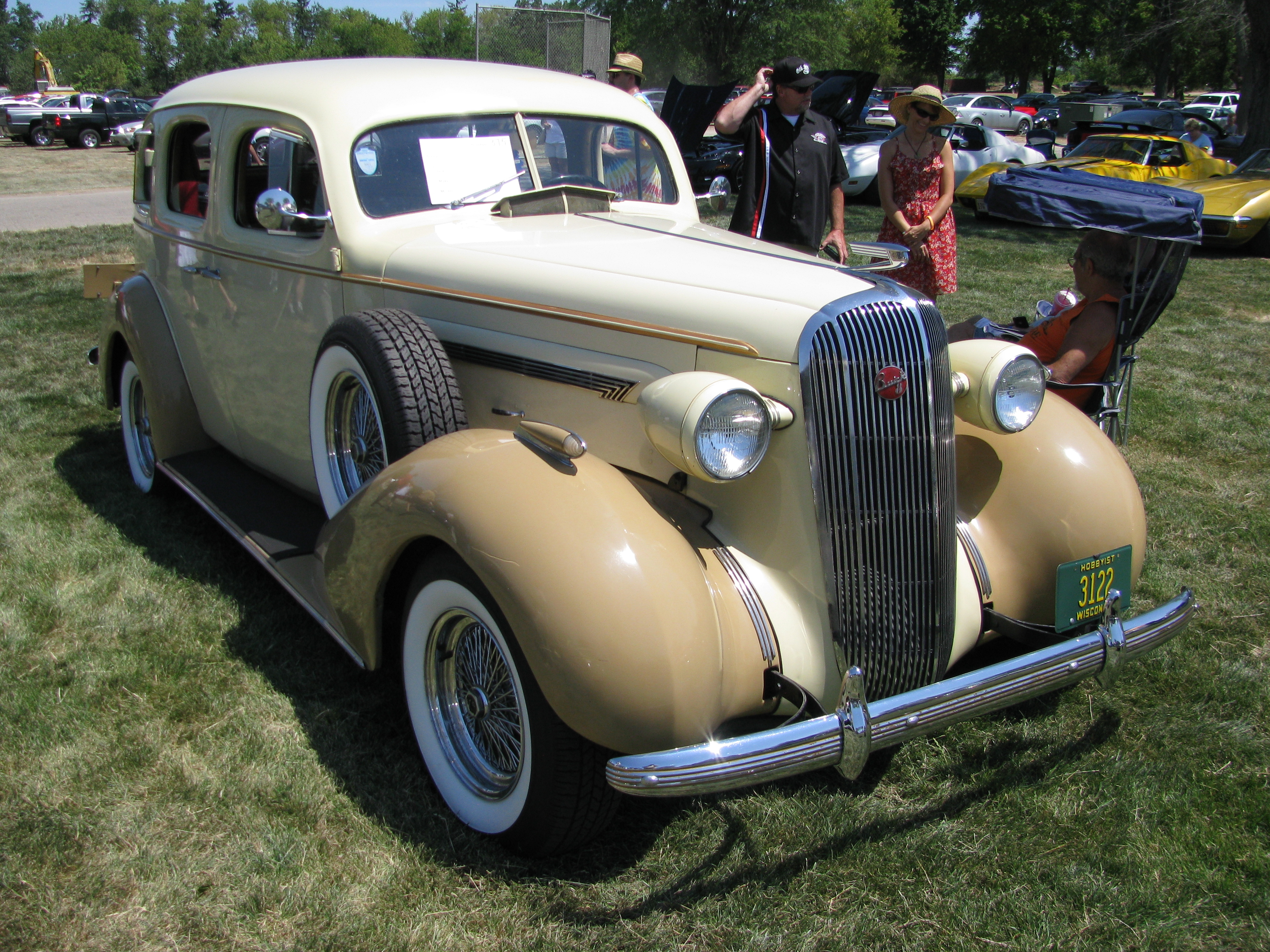 1936 Buick Century - Information and photos - MOMENTcar