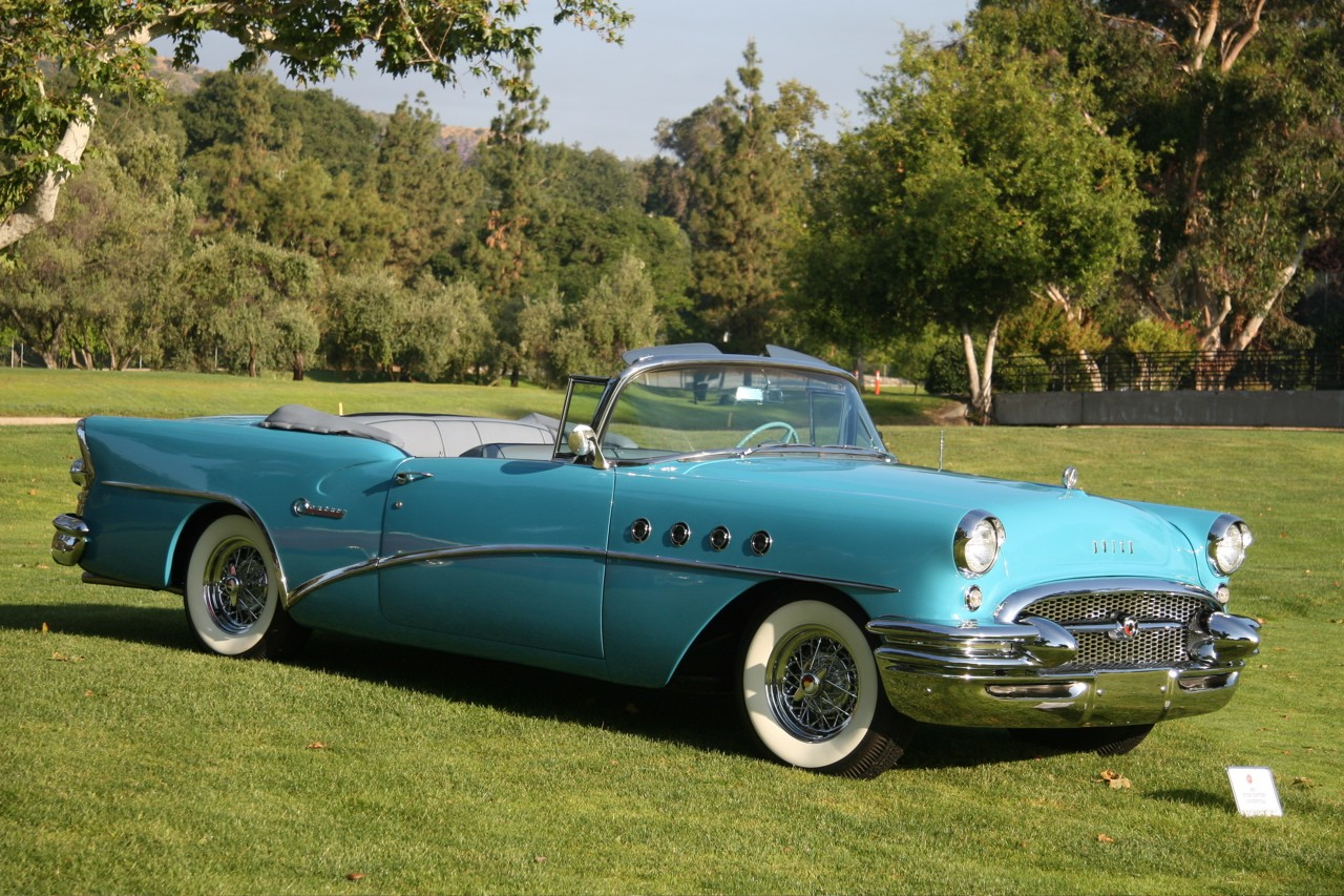 1955 Buick Century - Information and photos - MOMENTcar