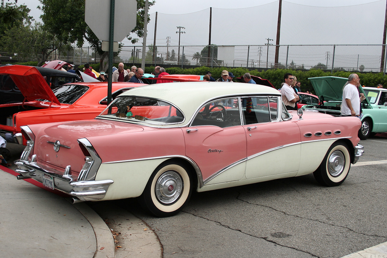 1956 BUICK SUPER 56-C CONVERTIBLE - 137841