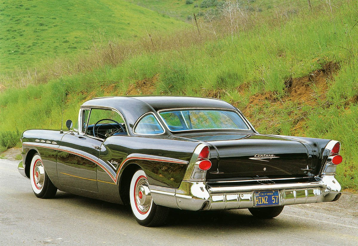 1957 Buick Century Information And Photos Momentcar