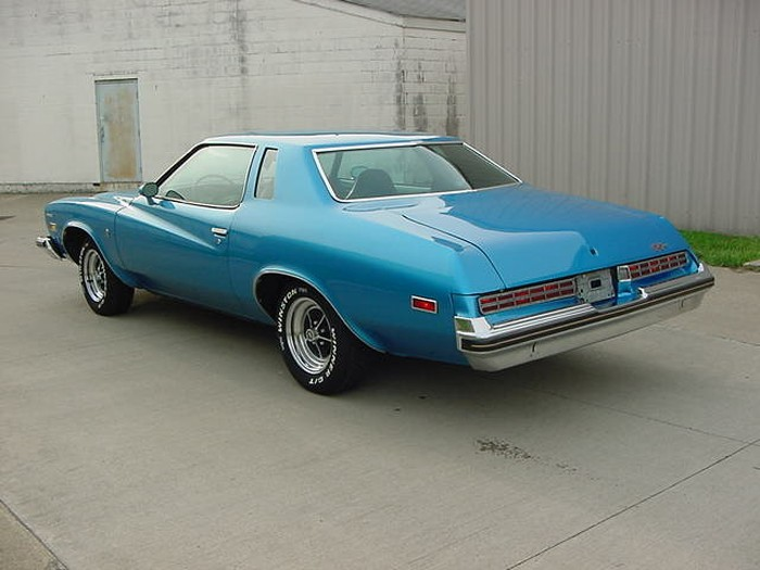 Buick Century on 1974 Buick Lesabre