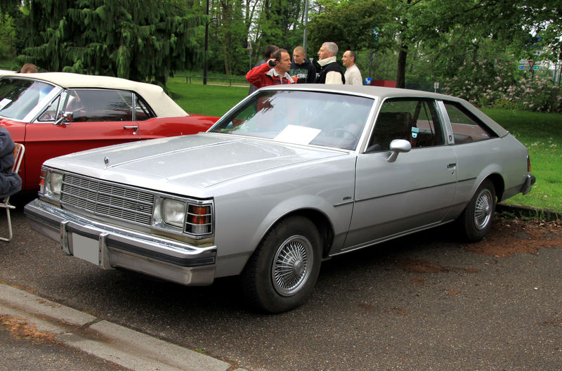 1978 Buick Century Information And Photos Momentcar
