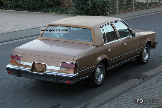 Buick Century on 1980 Buick Lesabre