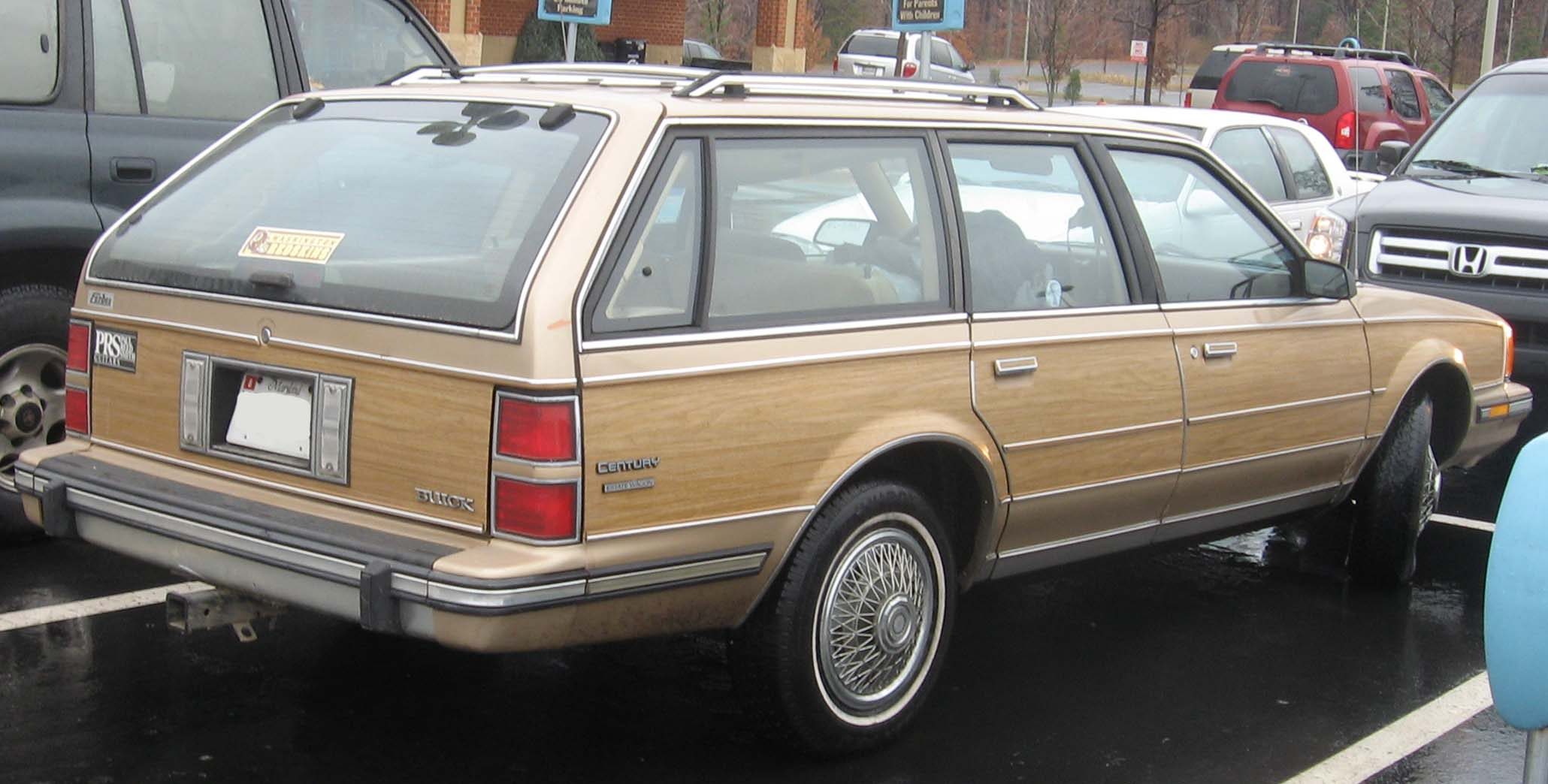 1982 Buick Century Information and photos MOMENTcar