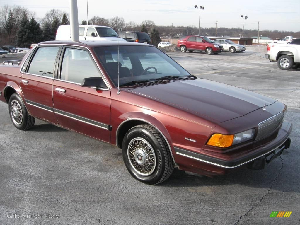 Buick Century on 1983 Buick Lesabre