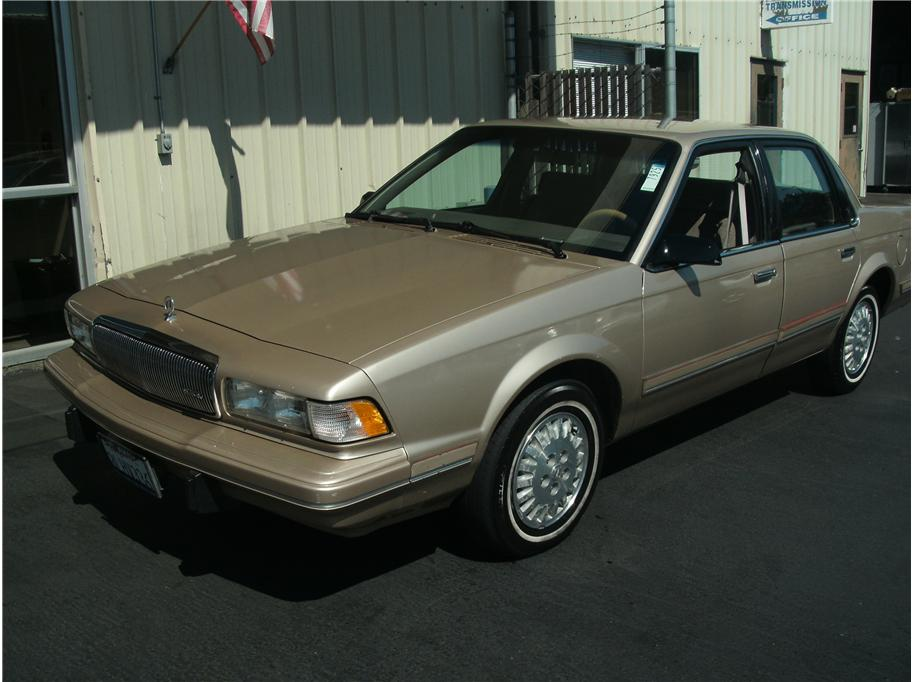 Dodge Latest Models >> 1995 Buick Century - Information and photos - MOMENTcar